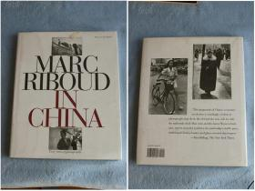 英文原版《马克吕布在中国》Marc Riboud in China