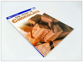 巧克力的前生今世 DK Readers: The story of Chocolate 英文原版儿童百科知识