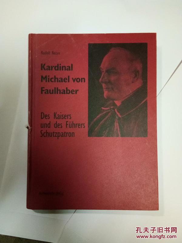 KARDINAL MICHAEL VON FAULHABER