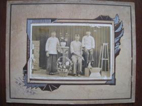 老照片 民国泉州民俗女人写真
