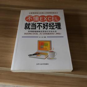不懂EXCEL就当不好经理:实用管理表格及其设计方法大全