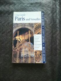 City Guide  Paris  and versalles英文版 书品如图 避免争议