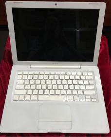 2007年老式苹果笔记本电脑