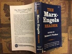 The Marx Engels Reader马克思恩格斯读本