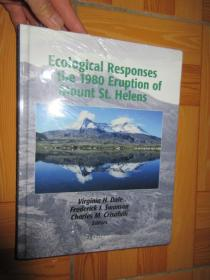 Ecological Responses to the 1980 Eruption ...     (详见图),硬精装,全新未开封