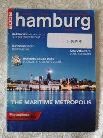 Hamburg the maritime metropolis