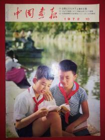 中国画报 1972年第10期(日文版 完整不缺页)