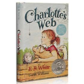 Charlotte's Web夏洛特的网 英文原版