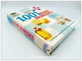 生活小窍门 1001 Home Remedies: Trustworthy Treatments for Everyday Health Problems 英文原版