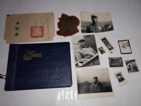 老新四军战士中国青年思想教育研究中心兼职研究报告员王遐方的资料照片
