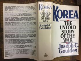 Korea: The Untold Story of the War朝鲜战争:未曾透露的真相,英文原版精装含图片
