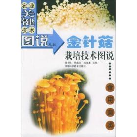 金针菇栽培技术图说:食用菌类