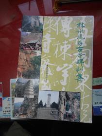 林州现存古今碑刻集(16开,软精装,品相好)