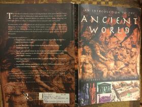 An Introduction to the Ancient World古代世界概论,Routledge劳特利奇版插图本
