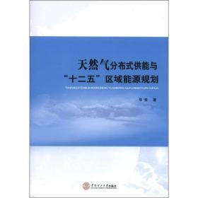 """天然气分布式供能与""""十二五""""区域能源规划"""