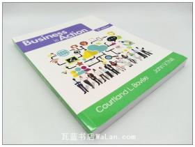 当今社会商业 Business in Action (8th Edition)