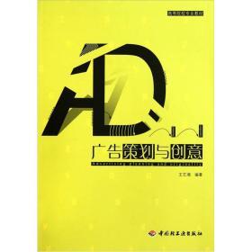 广告策划与创意 王艺湘高等院校专业教材