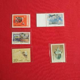 1995-2吉林雾淞大狮子布玩具洛阳玻璃厂青白釉注注玺野骆驼邮票