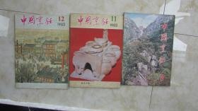 中国烹饪1983.11.12(2期合售)