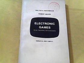 电子游戏机 (设计、程序设计和故障寻找 )( 英文版)