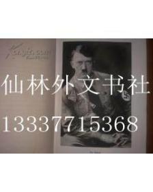 【包邮】1933年希特勒著:《第三帝国之战》,91页,每页都有彩色老照片(12开尺寸)软精装作者Heinrich Hoffmann