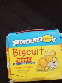 英文原版绘本 I Can Read the biscuit小饼干狗12本