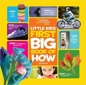National Geographic Little Kids First Big Book o