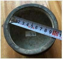 铜香炉(老的)461.7克