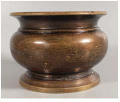 铜香炉(老的)241.7克