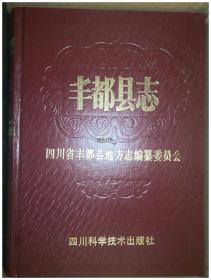 丰都县志---重庆市地方志丛书