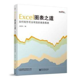 9787121104633/Excel图表之道如何制作专业有效的商务图表