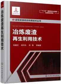 废物资源综合利用技术丛书 冶炼废渣再生利用技术