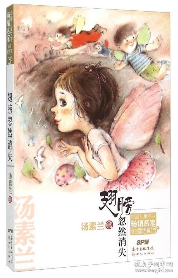 (16教育部)中国儿童文学畅销名家精品童话集:翅膀忽然消失