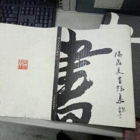 杨鼎美书法集