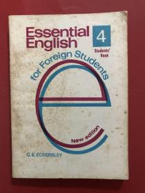 Essential English 4