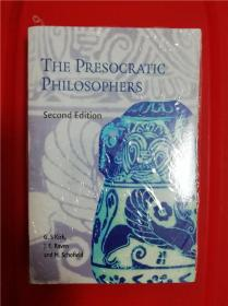 The Presocratic Philosophers: A Critical History with a Selection of Texts (前苏格拉底哲学家:残篇原文批评史)