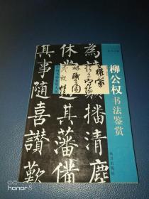中国书画鉴赏大系:<柳公权书法鉴赏>