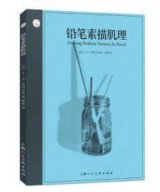 西方经典美术技法译丛:铅笔素描肌理