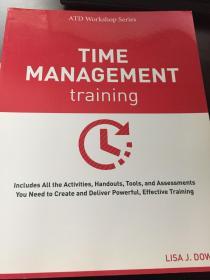 Time Management Training