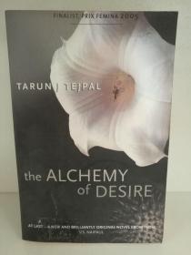 Tarun Tejpal : The Alchemy of Desire (印度) 英文版