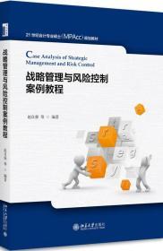 战略管理与风险控制案例教程
