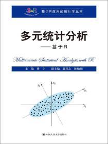 多元统计分析——基于R(基于R应用的统计学丛书)