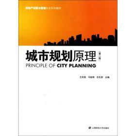 城市规划原理第二2版王克强马祖琦石忆邵上海财经大学出版社9787564210458