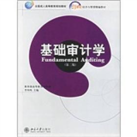 基础审计学(第2版)