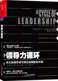 领导力循环:伟大的领导者引领企业制胜的关键