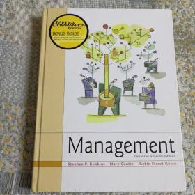 英文原版:Management附光盘一张【管理.加拿大第七版】