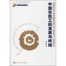 中国农民工的发展与终结