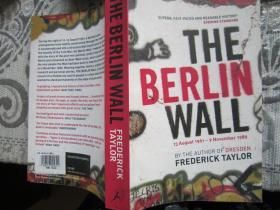 The BERLIN WALL 英文版【详情见图】