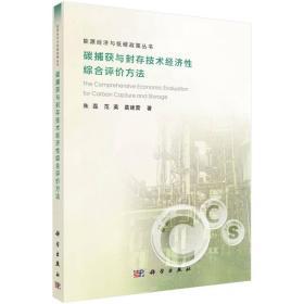 碳捕获与封存技术经济性综合评价方法