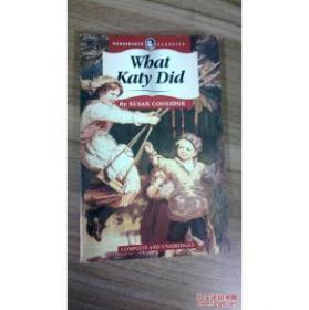 What Katy Did (Wordsworth Childrens Classics)